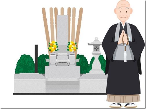 菩提寺と永代供養。親がなくなって、お寺の管理を引き継ぐことになった場合。